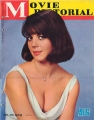 NATALIE WOOD Eiga Joho (8/67) JAPAN Magazine