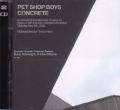 PET SHOP BOYS Concrete EU 2CD Live