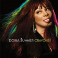 DONNA SUMMER Crayons JAPAN CD w/Bonus Tracks