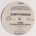 EURYTHMICS 17 Again USA 12