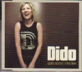 DIDO Open Ended Interview EU CD Promo Only