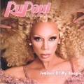 RUPAUL Jealous Of My Boogie The RuMixes USA CD5 w/17 Tracks