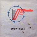 DURAN DURAN A View to a Kill UK 7