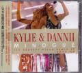 KYLIE & DANNII MINOGUE 100 Digrees Disco Remix EP CHINA CD5