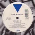 PAULA ABDUL Straight Up USA 12