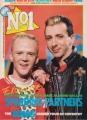 BRONSKI BEAT Number One (4/20/85) UK Magazine