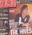 HIVES NME (2/2/02) UK Magazine