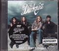 DARKNESS Love Is Only A Feeling UK DVD Single