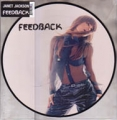 JANET JACKSON Feedback EU 12`` Picture Disc