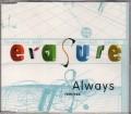 ERASURE Always Remixes UK CD5