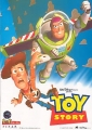 TOY STORY Original Japanese Souvenir Movie Program WALT DISNEY