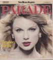 TAYLOR SWIFT Parade (10/24/10) USA Magazine