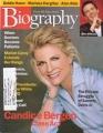 CANDICE BERGEN Biography (2/2000) USA Magazine