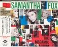 SAMANTHA FOX The Megamix Album JAPAN CD