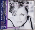 BELINDA CARLISLE A Woman & A Man JAPAN CD w/Bonus Tracks