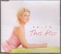 FAITH HILL This Kiss UK CD5 w/3 Tracks