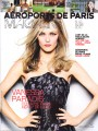 VANESSA PARADIS Aeroports De Paris Magazine (3/10) FRANCE Magazine