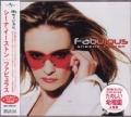 SHEENA EASTON Fabulous JAPAN CD w/2 Bonus Tracks & Different Cover