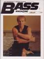 STING Bass Magazine (3/93) JAPAN Magazine
