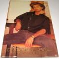 GEORGE MICHAEL 1990 Winterland USA Calendar