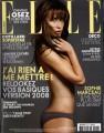 SOPHIE MARCEAU Elle (3/3/08) FRANCE Magazine