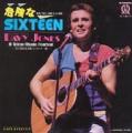 DAVY JONES Baby, You'll Soon Be Sixteen JAPAN 7