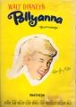 HAYLEY MILLS Pollyanna JAPAN Movie Program