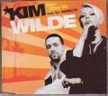 KIM WILDE Baby Obey Me GERMANY CD5 w/4 Tracks