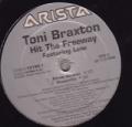 TONI BRAXTON Hit The Freeway feat. Loon USA 12