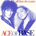 ACE OF BASE All That She Wants USA CD5 w/4 Mixes