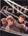 A-HA 1986 JAPAN Tour Program