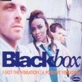 BLACK BOX I Got The Vibration/A Positive Vibration UK CD5 w/Mixes