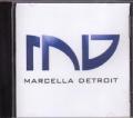 MARCELLA DETROIT UK CD Ltd.Edition Hand-Signed & Numbered