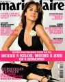 SOPHIE MARCEAU Marie Claire (3/08) FRANCE Magazine