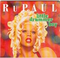 RUPAUL Little Drummer Boy USA CD5 w/Medley