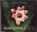 ACE OF BASE Everytime It Rains UK CD5 w/Remix