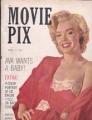MARILYN MONROE Movie Pix (4/53) USA Magazine