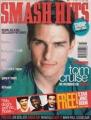 TOM CRUISE Smash Hits (1/18-31/95) UK Magazine