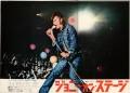 JOHNNY HALLYDAY Johnny On Stage JAPAN Movie Press Sheet