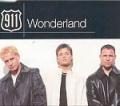 911 Wonderland UK CD5 w/2 B-Sides