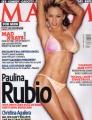 PAULINA RUBIO Maxim UK Mag