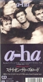 A-HA Stay On These Roads JAPAN CD3