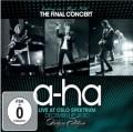 A-HA Ending On A Hight Note: Final Concert EU CD+DVD