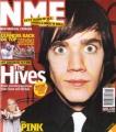 HIVES NME (4/5/02) UK Magazine