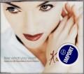 KRISTINE W Feel What You Want UK CD5 w/4 Mixes