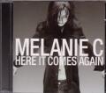 MELANIE C Here It Comes Again UK DVD