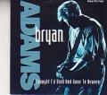 BRYAN ADAMS Thought I'd Died And Gone To Heaven UK CD5