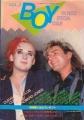 CULTURE CLUB Boy (1/85) JAPAN Magazine