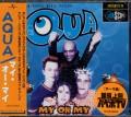 AQUA My Oh My JAPAN CD5 Promo