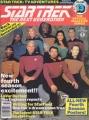 STAR TREK The New Generation (Vol.13) USA Magazine